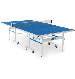 STIGA Stiga XTR Indoor/Outdoor Table Tennis Table 95% Preassembled Out of the Box with Aluminum Composite Top for All-Weather Performance