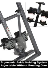 Innova Health and Fitness Innova ITX9900 Heavy Duty Deluxe Inversion Table with Air Lumbar Support