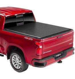 Truxedo TruXedo Deuce Hybrid Truck Bed Tonneau Cover  771601  fits 07-13, 2014 HD GMC Sierra & Chevrolet Silverado 1500/2500/3500 8' bed