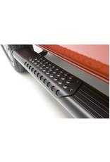 LUVERNE LUVERNE 584098-570745 O-Mega II 98-Inch Black Aluminum Side Steps, Select Dodge, Freightliner, Mercedes-Benz Sprinter 2500, 3500