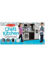 Melissa & Doug Melissa & Doug Wooden Chefs Pretend Play Toy Kitchen