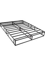 Amazon Mattress Foundation / Smart Box Spring for King Size Bed, Tool-Free Easy Assembly - 9-Inch, King