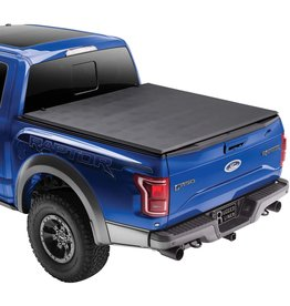 """RUGGED LINER Rugged Liner E-Series Soft Folding Truck Bed Tonneau Cover  E3-F6509TS  Fits 2009 - 2014 Ford F-150 (with utility track) 6' 7"""" Bed (78.8"""")"""