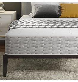 """Signature Sleep Signature Sleep Contour 10"""" Reversible Encased Coil Mattress, Queen"""