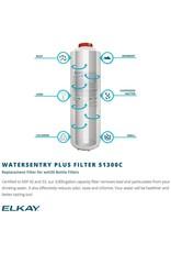 Elkay Elkay EZH2O LZO8WSLK Bottle Filling Station with Single ADA Cooler Hands Free Activation, Filtered 8 GPH Light Gray