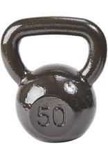 Everyday Essentials Everyday Essentials All-Purpose Solid Cast Iron Kettlebell