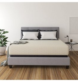 Signature Design by Ashley Ashley Chime 12 Inch Medium Firm Memory Foam Mattress - CertiPUR-US Certfied, King