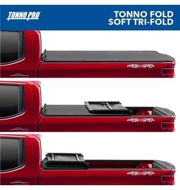 "Tonno Pro Tonno Pro Tonno Fold, Soft Folding Truck Bed Tonneau Cover  42-212  Fits 2002 - 2008 Dodge Ram 1500/2500/3500 6'4"" Bed (78"")"