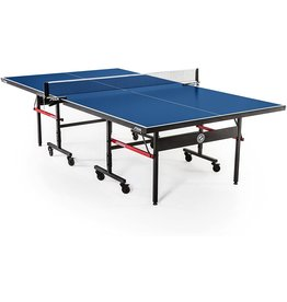STIGA STIGA Advantage Competition-Ready Indoor Table Tennis Table 95% Preassembled Out of the Box with Easy Attach and Remove Net