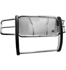 Westin Westin HDX Grille Guard  2015-2019 Silverado 2500HD/3500  57-3780  Polished Stainless  1 Pack