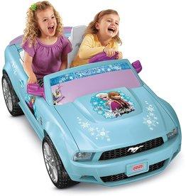 Power Wheels Power Wheels Ford Mustang, Disney Frozen