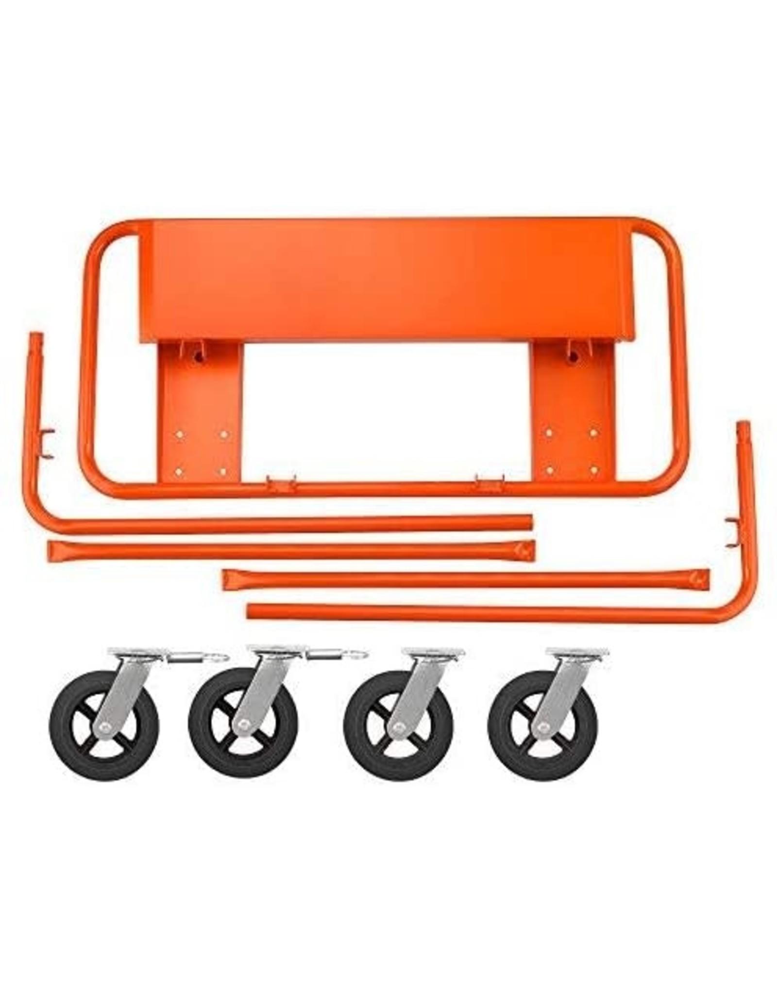 PENTAGON TOOLS 6115 Pentagon Tool Professional Drywall Cart Dolly For Handling Wall Panels