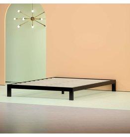 Zinus Zinus Arnav Modern Studio 10 Inch Platform 2000 Metal Bed Frame / Mattress Foundation / No Box Spring Needed / Wooden Slat Support / Good Design Award Winner, King