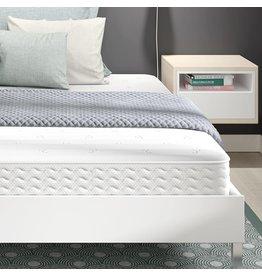 "Signature Sleep Signature Sleep Contour 8"" Reversible Encased Coil Mattress, King"
