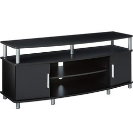 """Ameriwood Home Ameriwood Home Carson TV Stand for TVs up to 50"""", Black"""