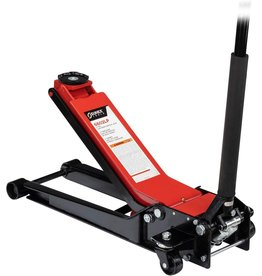 Sunex Tools Sunex 6602LP 2 Ton Low Rider Steel Service Jack
