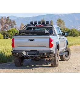 Go Rhino! Go Rhino 28178T  2014-2021 Toyota Tundra Textured Black Rear Bumper (BR20)
