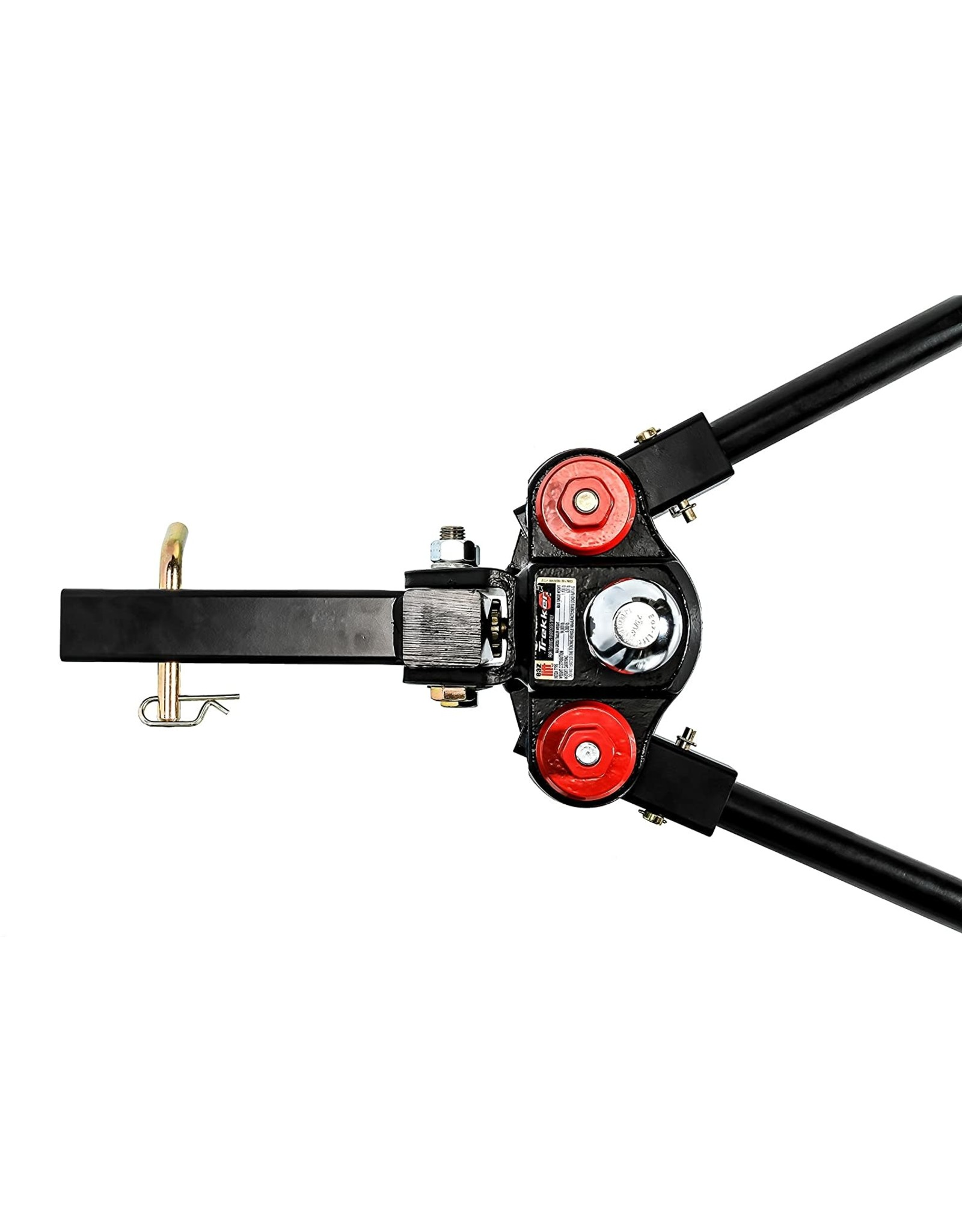 EAZ LIFT Eaz-Lift 48701 Trekker Weight Distributing Hitch with Adaptive Sway Control - 600 lb. Weight Rating