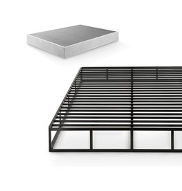 Zinus ZINUS Quick Lock Metal Box Spring / 9 Inch Mattress Foundation / Strong Metal Structure / Easy Assembly, Queen