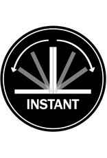 Amazon Basics Mattress Foundation, Smart Box Spring, Tool-Free Easy Assembly - 7-Inch, King
