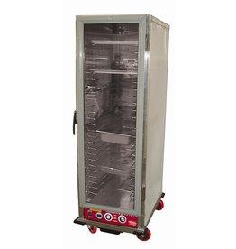 Winholt Winholt NHPL-1825-UNC Non-Insulated Universal Adjustable Runner Heater Proofer/Holding Cabinet