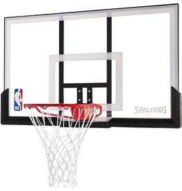 Spalding Spalding NBA Backboard/Rim Combo 52 Inch Acrylic Backboard