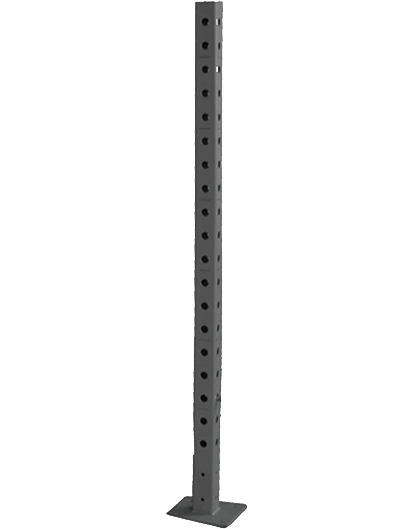j/fit j/fit Steel Upright Bar, 12-Feet, Black