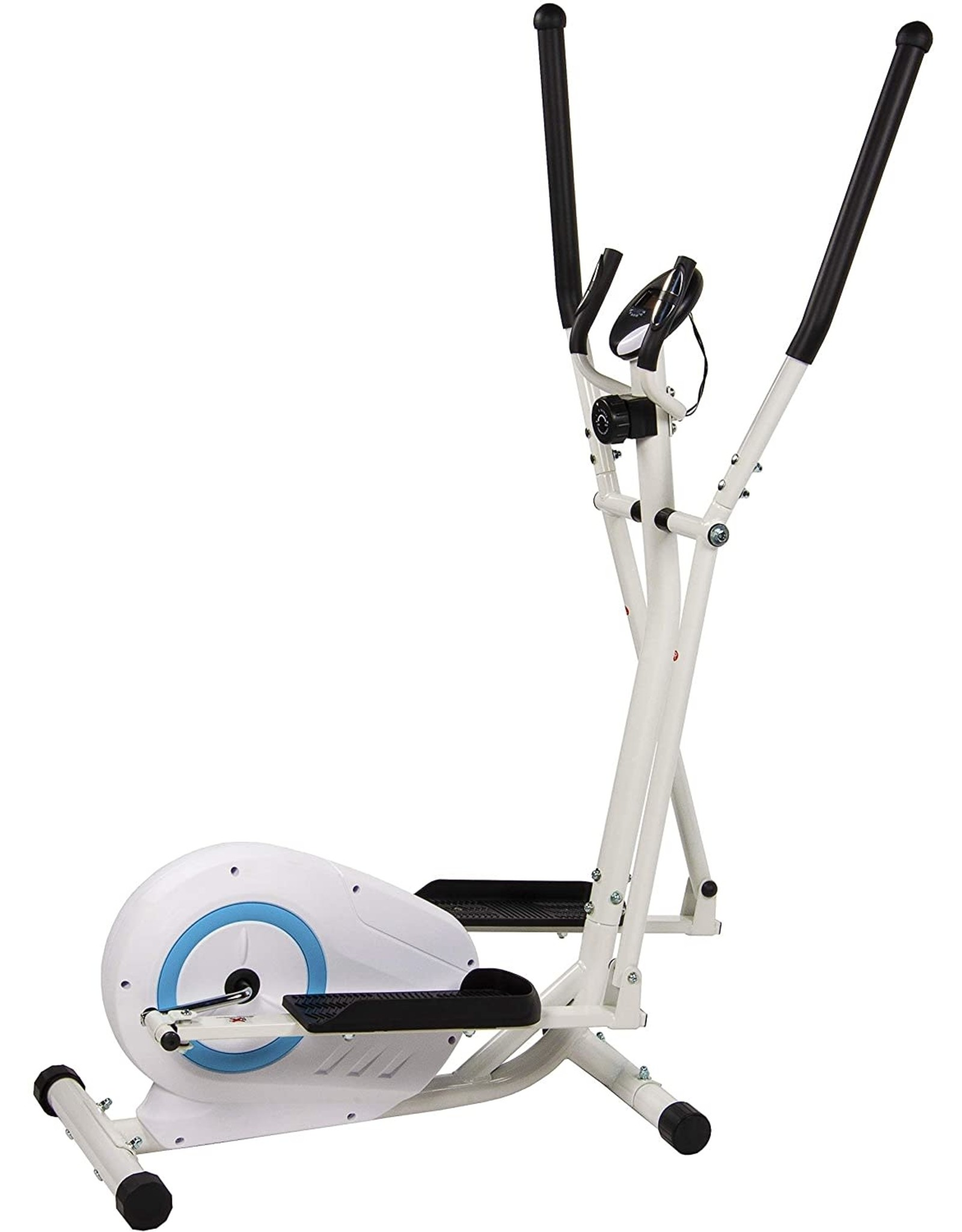 BalanceFrom BalanceFrom Magnetic Elliptical Machine Cross Trainer with 8 Level Resistance and Digital Monitor, 330-Pound Capacity