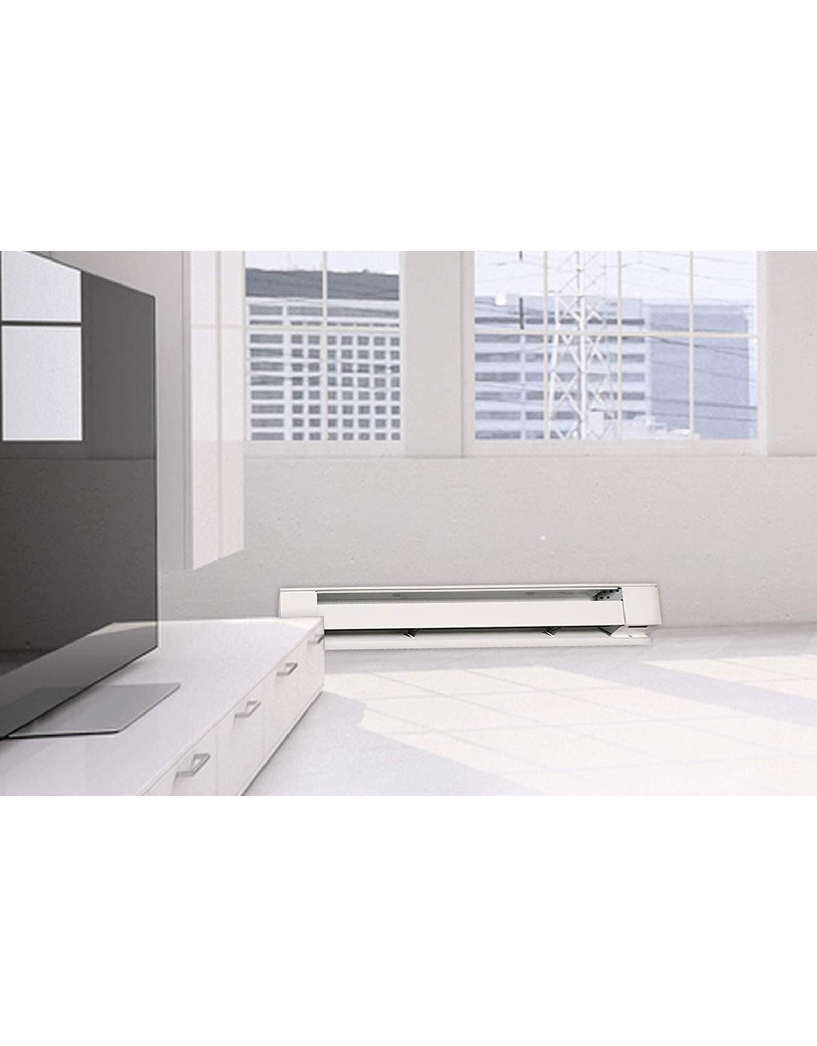 Fahrenheat Fahrenheat F2516 6' 120V BASEBOARD HEATER, White