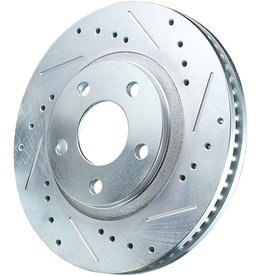 Power Stop Power Stop AR85108XR Power Stop Extreme Performance Drilled And Slotted Brake Rotors Front Right Power Stop Extreme Performance Drilled And Slotted Brake Rotors
