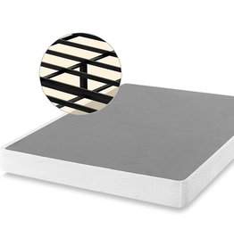 Zinus ZINUS 7 Inch Smart Metal Box Spring / Mattress Foundation / Strong Metal Frame / Easy Assembly, King