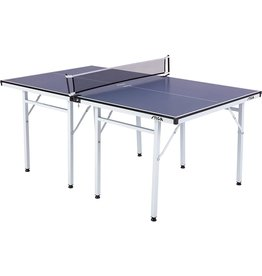 STIGA STIGA Space Saver Compact Table Tennis Table for Authentic Play at Regulation Height with a Scaled Down Size for Easy Storage