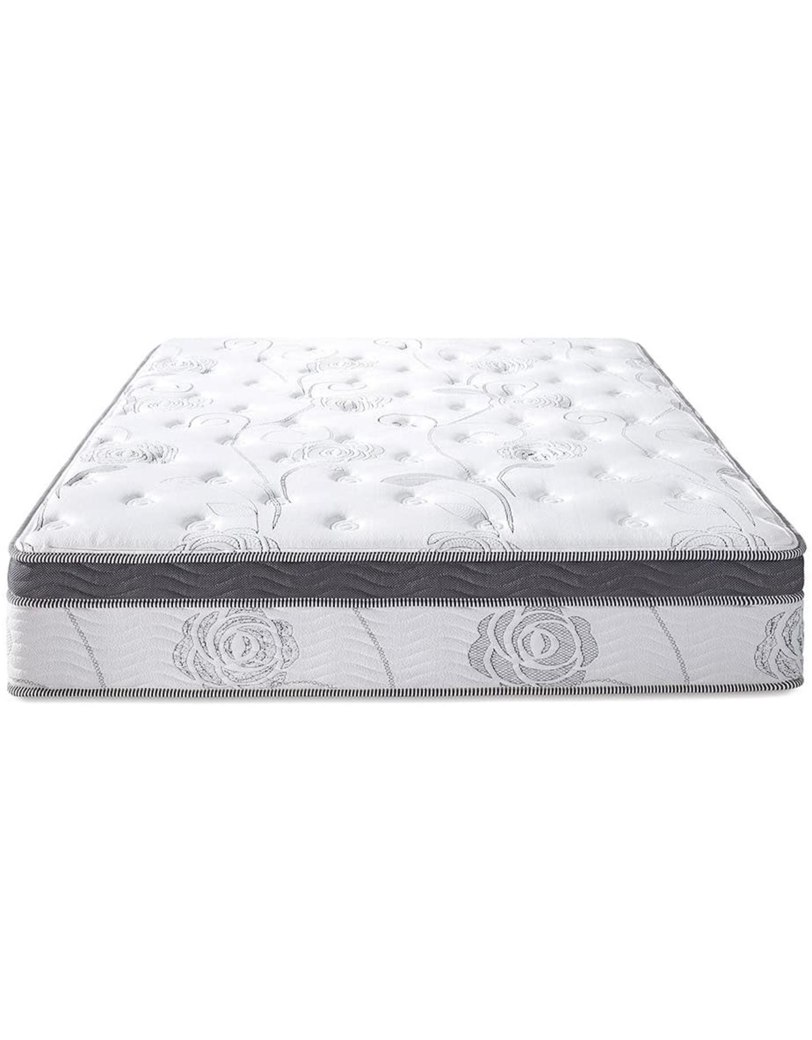 Olee Sleep Olee Sleep 13 inch Galaxy Hybrid Gel Infused Memory Foam and Pocket Spring Mattress (Queen)