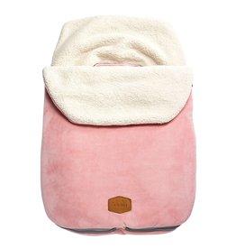 TOMY JJ Cole Original Bundleme Canopy Style Bunting Bag, Blush