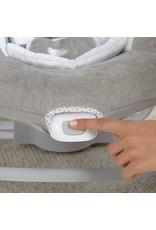 Ingenuity Ingenuity DreamComfort Inlighten Cradling Swing & Rocker - Foldable Plug-in Swing - Pemberton (12321)