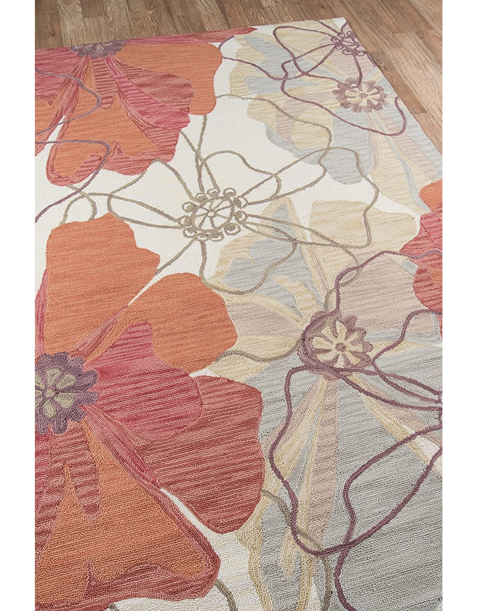 Momeni Rugs Momeni Rugs Summit Collection, Hand Knotted Transitional Area Rug, 8' x 10', Sand