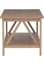 Linon Linon Titian Driftwood Coffee Table