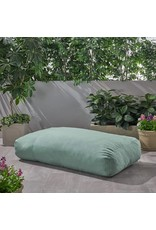 Christopher Knight Christopher Knight Home 308040 Vivien Outdoor Water Resistant 6'x3' Lounger Bean Bag, Teal