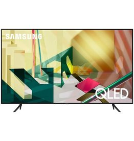 SAMSUNG SAMSUNG 85-inch Class QLED Q70T Series - 4K UHD Dual LED Quantum HDR Smart TV with Alexa Built-in (QN85Q70TAFXZA, 2020 Model)