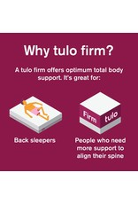 Tulo Mattress by tulo, Pick your Comfort Level, Firm California King Size 10 Inch Bed in a Box, Great for Sleep and Optimal Body Support