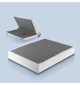 Zinus Zinus Jayanna 9 Inch BiFold Box Spring / Mattress Foundation / Zero Assembly / Sturdy Metal Structure / High Profile, Full