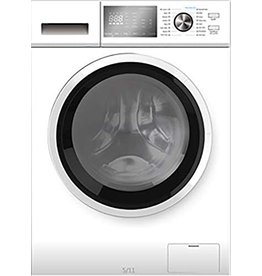 RCA RCA RWD270 Combo Washer Dryer, 2.7 cu ft, White