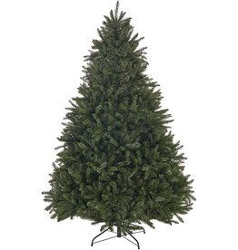 Christopher Knight 9-foot Norway Spruce Unlit Hinged Artificial Christmas Tree