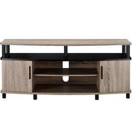 """Ameriwood Home Ameriwood Home Carson TV Stand for TVs up to 50"""", Sonoma Oak"""