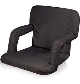 ONIVA - a Picnic Time brand ONIVA - a Picnic Time Brand Ventura Reclining Stadium Seat, Black , 38 x 20 x 4