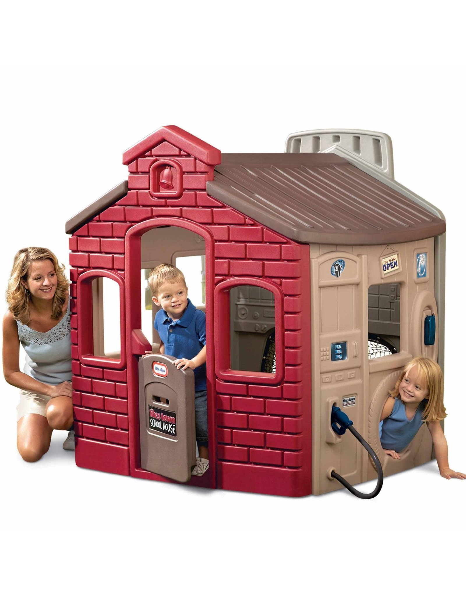 Little Tikes Little Tikes 4-in-1 Deluxe Playhouse