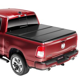 """RUGGED LINER Rugged Liner E-Series Hard Folding Truck Bed Tonneau Cover  EH-DRB6510  Fits 2009-2018, 19/20 Classic Dodge Ram w/Rambox 6' 4"""" Bed (76.3"""")"""