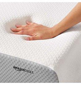 Amazon Basics Amazon Brand Basics - Memory Foam Mattress - Extra Support Bed, Medium Firm Feel, 10-Inch, Queen Size