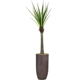 Vintage Home Vintage Home Sunny Isles Artificial Tree, 86.25, Natural/Round Tapered