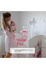 Delta Children Disney Minnie Mouse 4-in-1 Convertible Crib by Delta Children